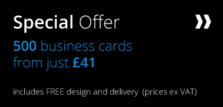 special offer bizcards